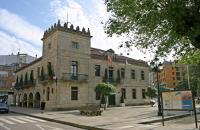 SPAGNA, Cammino portoghese, redondela