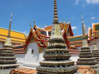 THAILANDIA, BIRMANIA, bangkok