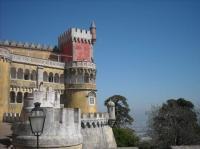 PORTOGALLO, Sintra, palacio de la pena