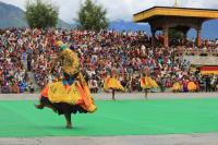 INDIA, BHUTAN FESTIVAL