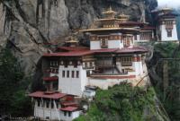 INDIA, BHUTAN - MONASTERO DI TAKTSANG
