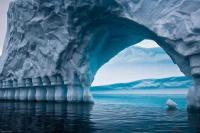 ARGENTINA, Polo Sud, ghiaccio