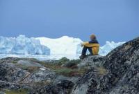 GROENLANDIA, Guardando il fronte glaciale