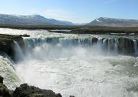 ISLANDA, GOðAFOSS