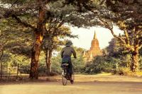 THAILANDIA, BIRMANIA, Monastero