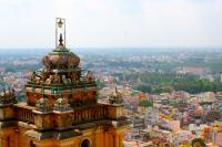 INDIA, Tiruchirappalli, India del sud