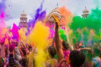 INDIA, HOLI FESTIVAL