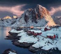 NORDEUROPA, Lofoten inverno