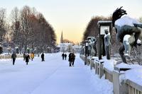NORDEUROPA, Oslo  inverno