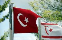 CIPRONORD, Bandiera turca e cipriota del nord