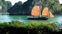 THAILANDIA, CAM, giunca Suwan Macha