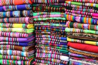PERU, Matasse di lana colorate (c.mellina)