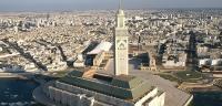 MAROCCO, Marocco, Mosquee hassan