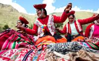 PERU, tessitrice quechua (C.Mellina)