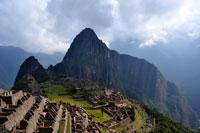 PERU, Machu Picchu veduta (C.Mellina)