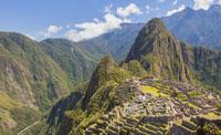 PERU, Machu picchu veduta panoramica (c.mellina)