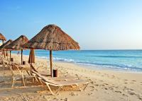 PERU, Spiaggia di mancora