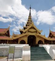 THAILANDIA, BIRMANIA, PAGODA