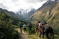 PERU, Trekking in perù
