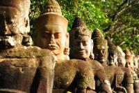 VIETNAM, CAMBOGIA, LAOS, INDONESIA, Cambogia, angkor thom