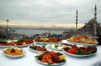 TURCHIA, Istanbul, cibo