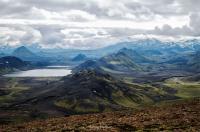 ISLANDA, TREKKING LAUGAVEGUR