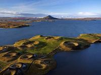 ISLANDA, Myvatn