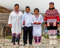 GROENLANDIA, Groenlandia vestiti tradizionali