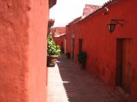 PERU, AREQUIPA MONASTERO DI CLAUSURA (C.MELLINA)