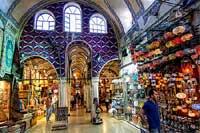 TURCHIA, ISTANBUL BAZAR