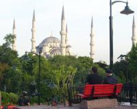 TURCHIA, ISTANBUL MOSCHEA (C.MELLINA)