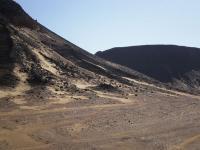EGITTO, deserto nero