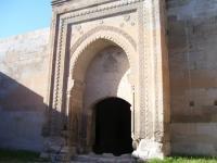 TURCHIA, CAPPADOCIA CARAVANSERRAGLIO DI SULTTANHANI (C.MELLINA)