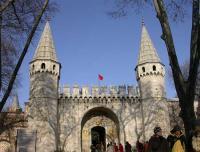 TURCHIA, ISTANBUL TOPKAPI - PALAZZO DEL SULTANO