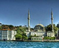TURCHIA, ISTANBUL BEYLERBEYI MOSQUEE