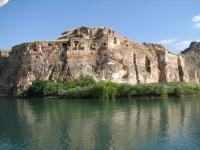 TURCHIA, Rum Kale, sull'Eufrate