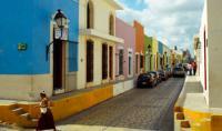 MESSICO, Campeche