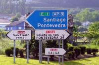 SPAGNA, Cartello stradale