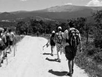 SPAGNA, Passeggiare verso santiago