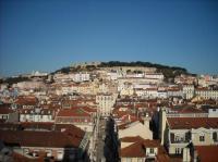 PORTOGALLO, Lisbona, Castello di Sao George