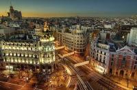 SPAGNA, MADRID, PANORAMA