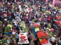 GUATEMALA, Mercato di chichicastenango