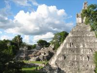 GUATEMALA, Sito Archeologico di Tikal