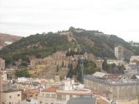 SPAGNA, Castello di Malaga
