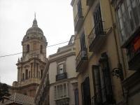 SPAGNA, Cattedrale di malaga