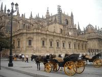 SPAGNA, Cattedrale di Siviglia