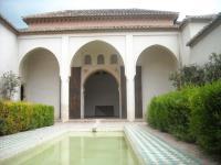 SPAGNA, Cortile Arabo a Malaga