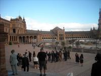 SPAGNA, Plaza de espana, siviglia