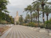 SPAGNA, Torre dell'Oro, Siviglia