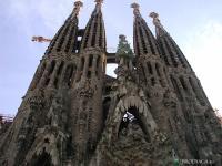 SPAGNA, Barcellona sagrada familia